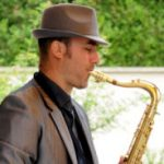 Saxophoniste mariage 01